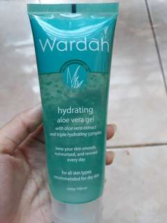 Hydrating Aloe Vera Gel Wardah