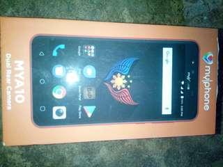 My phone A10