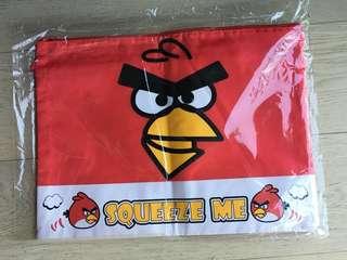 Angry birds 🐦 Zip folders (red & green 2 folders)🎀
