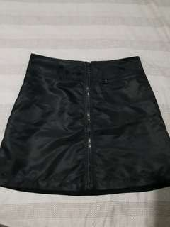 Morgan fitted skirt