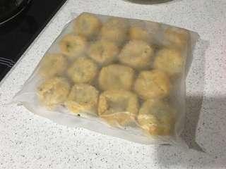 Tauhu bergedil crunchy