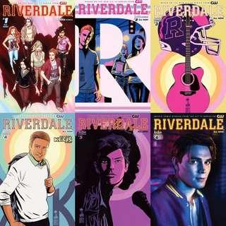 Riverdale eComics 1-6