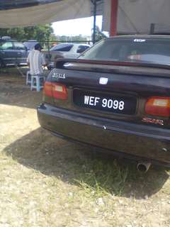 Honda sr3