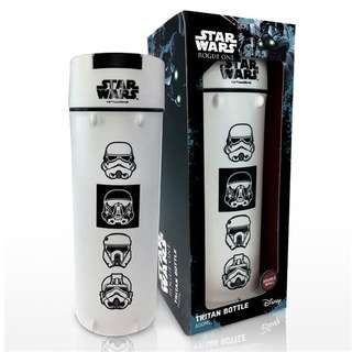 Starwars Rouge One Tritan Bottle