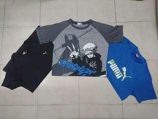 Combo 3 shirt for kids