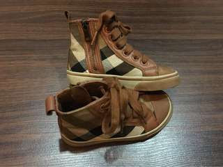 Burberry Kids Shoes