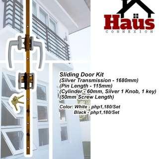 SD Kit ( Sliding Door Kit 1 knob 1 key)