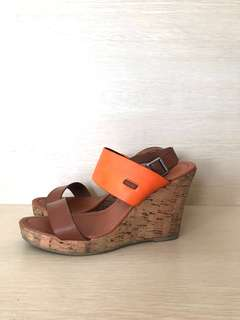 Marie clair wedges Shoes