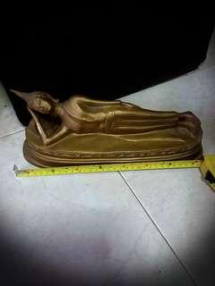 Sleeping buddha bucha