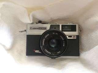 Canon Datematic Film Camera