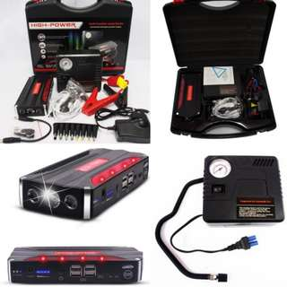 High Power 5 in 1 jump starter