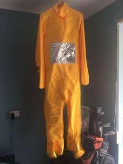 Teletubbie Costume- Yellow
