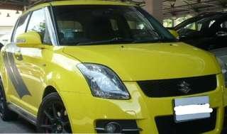 Suzuki Swift Sports 1.6A Keyless