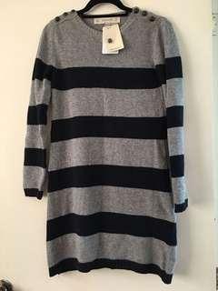Zara knitwear dress
