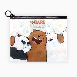 We Bare Bears Pencil Case / Pouch (PO)