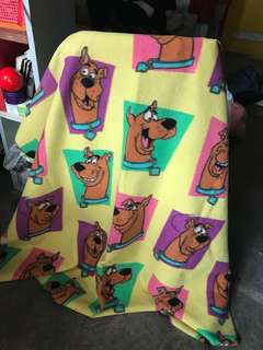 Scooby-Doo Fleece