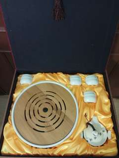 陶瓷茶具禮盒套裝