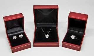 鑽石 diamond 首飾