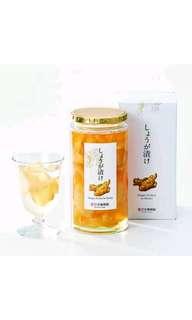 杉養蜂園-蜂蜜漬生薑850克