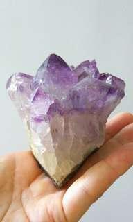 🌟天然紫晶蔟(Amethyst Cluster)(D034)