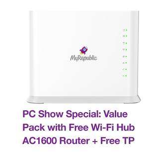 PC Show Special: MyRepublic Home Fibre Broadband 1Gbps
