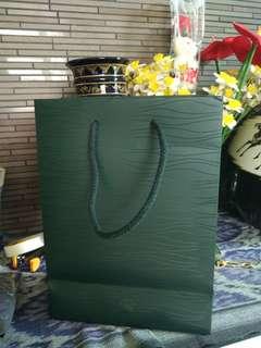 Rolex Paper Bag