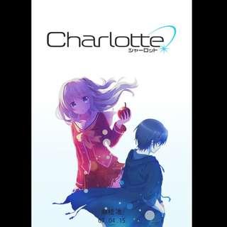 [Rent-TV-Series] Charlotte (2015) [ANIME]