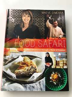 Cook Book - Food Safari by Maeve O'Meara