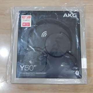 Brand new AKG Y50BT Headphone for $200. Legendary AKG sound