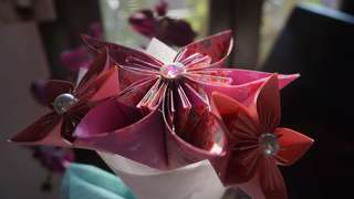 PAPER FLOWER BY CYNTHIA