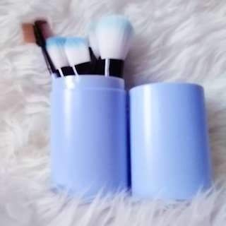 Barrel Brush/ Tabung Brush Biru