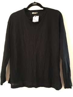 Zara long sleeves blouse