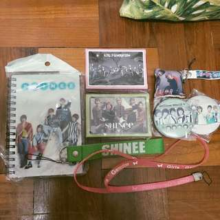 Brand New SHINee & SNSD MERCH! (All for giveaway!) #blessimgs
