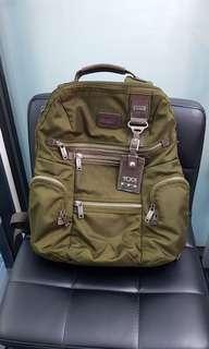Tumi Alpha Bravo Backpack 背包