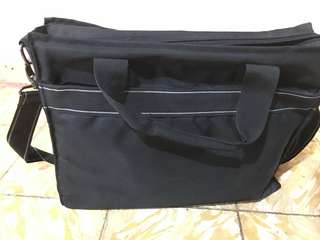 Casio XJ-S35 Projector and Bag