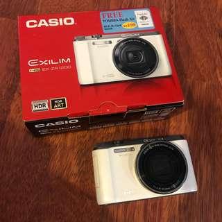 Casio ZR1200