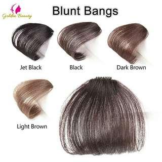 Poni tipis Korea / See Through Bangs