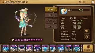 [LD] Summoner war c3 asia