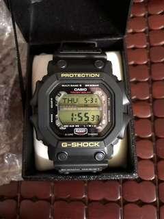 出售 日版 CASIO G-Shock GX56 絕版 黑色 全新 購於日雅 如圖所見