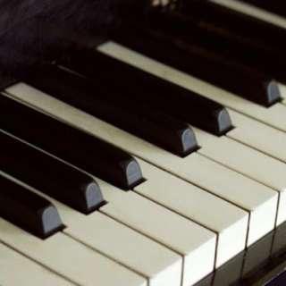 Piano Private Lesson
