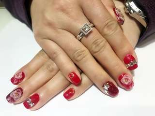 $100 Gel nail promotion