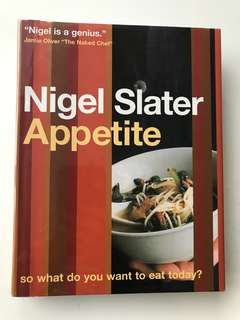 Cookbook - Nigel Slater Appetite by Nigel Slater