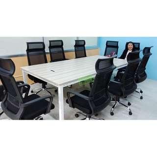 HB-075 MESH HIGHBACK OFFICE CHAIRS--KHOMI
