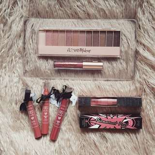 Blush makeup SET