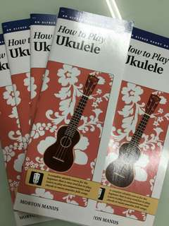 Ukulele Text Book