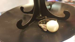 原價過千,速銷SHINE JEWELLERY 925 silver for pearl