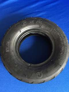 Tyre for 6 inches scooter