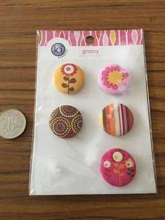 Badges for Scrapbooking or Craft design