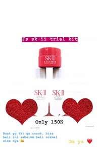 SK-II trial kit