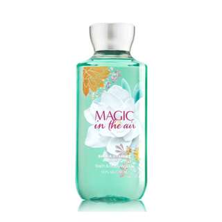 Bath and Body Works Magic in the Air Shower Gel 295ml